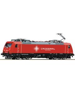 """H0 E-Lok BR 185.2 """"Crossrail"""" (ROC62388)"""