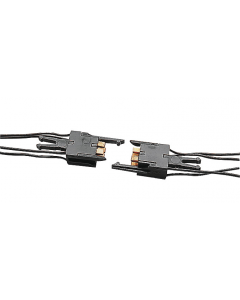 H0 Elektrische koppeling 4-polig, 2 stuks (ROC40345)