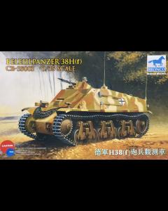 1/35 German Befehlpanzer 38H(f) (BRO35003)