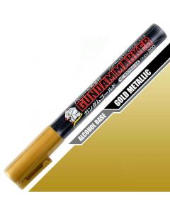 Gundam Marker Gold Metallic - Paint Type Mr. Hobby 04