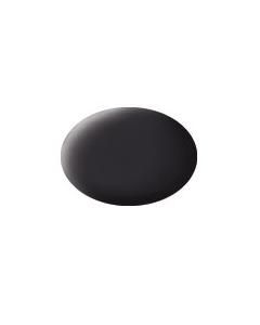 Nr.6 - Aqua Teerzwart, mat (REV36106)
