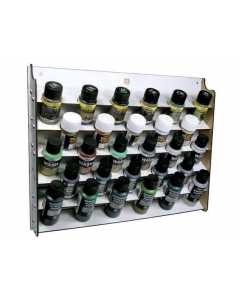 Wall Mounted Paint Display 35/60m [28] - Vallejo 26009 Vallejo 26009