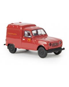 H0 Renault R4 Fourgonnette Posterijen (NL) (BRE14717)
