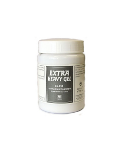Extra Heavy Gel Gloss Transparant 200ml - Vallejo 26535 (VAL26535)