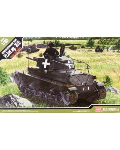 1/35 GERMAN COMMAND TANK Pz.Bef.Wg.35(t) (ACA13313)
