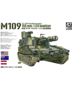 1/35 US M109 155mm/L23 Howitzer (AFV35329)
