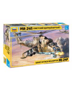 1/48 MIL Mi-24P Soviet Attack Helicopter (ZVE4812)