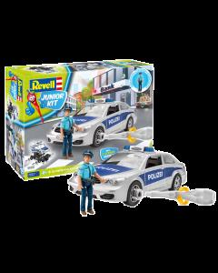 1/20 Junior Kit - Politieauto met figuren (REV00820)