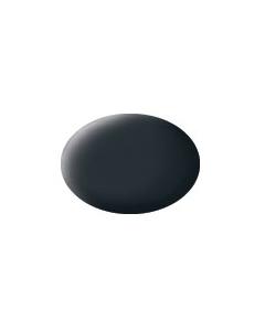 Nr.9 - Aqua Antraciet, mat (REV36109)