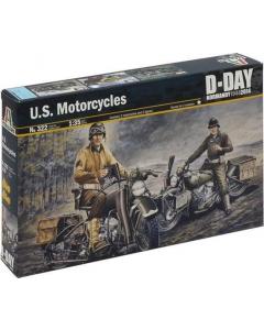 1/35 U.S. Motorcycles WW2 (ITA0322)