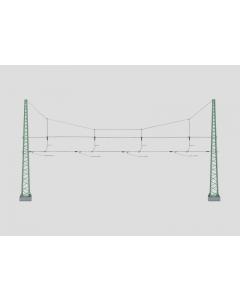 H0 Bovenleiding Dwarsverbinding voor 4 Sporen (MAR74132)