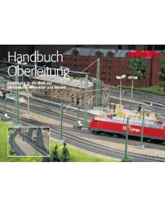 """Boek, Nederlandstalig """"Bovenleiding Handboek"""" (MAR03904)"""