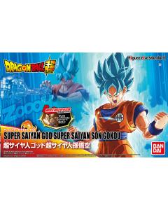 Figure Rise Standard, Dragon Ball Z : Super Saiyan God Super Saiyan Son Gokou BANDAI 19546