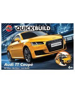 QUICKBUILD Audi TT Coupe Airfix 6034