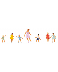 H0 Kinderdagverblijf excursie Faller 150957
