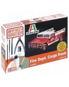 1/35 Fire Department Hummer (ITA12004)