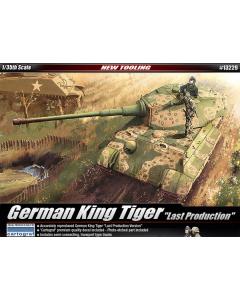 1/35 German King Tiger (Last Production) (ACA13229)