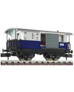 N Edelweiß-Privatbahn Bagagewagen (FLE8054)