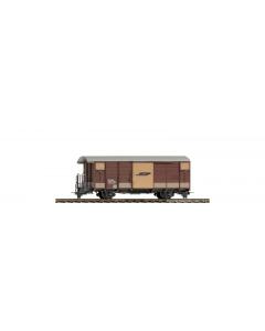 H0m RhB WN 9884 Nostalgische Goederenwagen Bemo 2250154