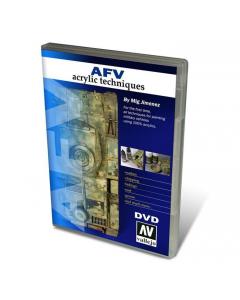 DVD Acryl Technieken Vallejo 75000