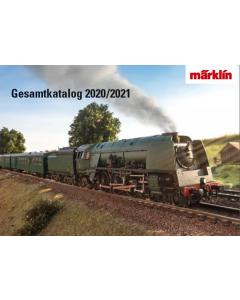 Märklin Katalog 2020/2021  D (MAR15711)