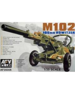 1/35 US M102 105mm Howitzer (AFV35006)