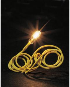 Micro draadlampje, wit (FAL180671)