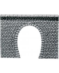 H0 Tunnelportaal natuursteenblokken (FAL170880)