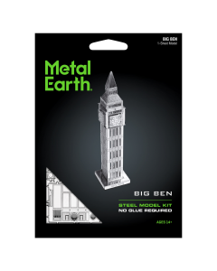 Metal Earth: Big Ben Tower - MMS019 Metal Earth 570019