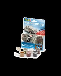 Weathering Set, 6 kleuren (REV39066)