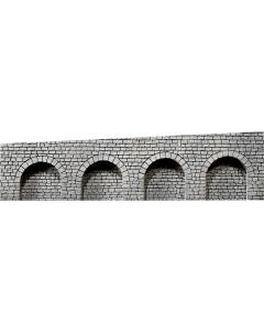 H0 Decorplaat Arkaden, Natuursteen Faller 170839