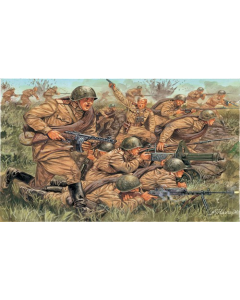 1/72 Russian Infantry WWII (ITA6057)