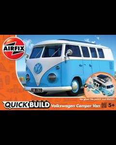 QUICKBUILD Volkswagen Camper Van Airfix 6024