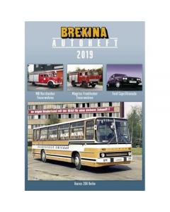 Tijdschrift Brekina-Autoheft 2019 Brekina 12218