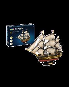 3D Puzzle HMS Victory (REV00171)