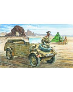 """1/35 VW Kdt.1 Typ 82 """"Kübelwagen"""" (ITA0312)"""
