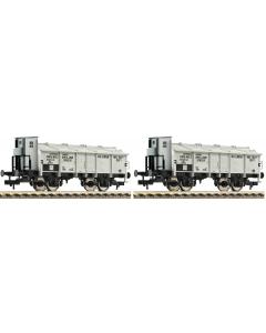 H0 NS Goederenwagen Klapdeksel, 2 stuks (FLE591303)