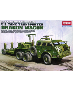 1/72 U.S. Tank Transporter Dragon Wagon (ACA13409)