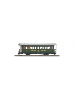 "H0m RhB B 2138 ""Filisurer Stübli"" Historischer Buffetwagen - Bemo 3232 148 Bemo 3232148"