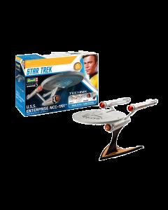 """1/600 USS Enterprise NCC-1701- """"Technik"""" Revell 00454"""