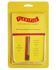Flex-I-File Starter Set Albion Alloys 700
