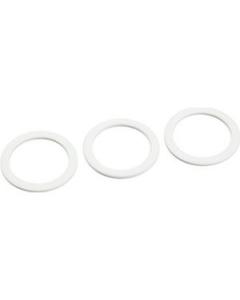 Airbrush Kurkpakking Verfpotje, 3 stuks (REV38282)