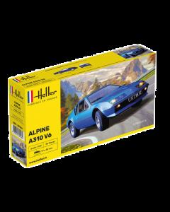1/43 Alpine A310 V6 - Heller 80146 Heller 80146
