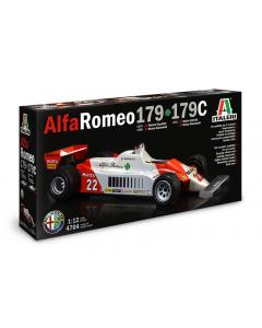 1/12 Alfa Romeo 179 / 179C (ITA4704)