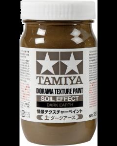 Diorama Texture Paint Soil Effect Dark Earth (TAM87121)