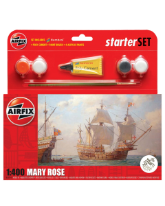 1/400 Mary Rose - Starter Set Airfix 55114