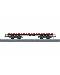H0 Start Up - Platte Bouwsteenwagen Marklin 44734