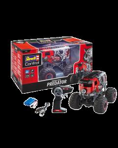"""1/16 RC Monster Truck """"Predator"""", 2.4GHZ 2-CH Revell 24559"""