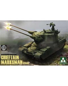 1/35 British Air-Defense Weapon System Chieftain Marksman (TAK2039)