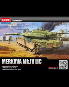 1/35  Merkava  MK.IV  LIC (ACA13227)